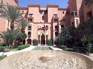 Hotel Mansour Eddahbi & Congress Center