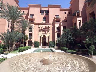 Hotel Mansour Eddahbi & Congress Center