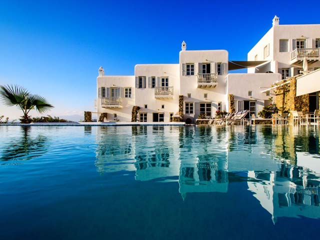 Apanema Mykonos Resort Hotel