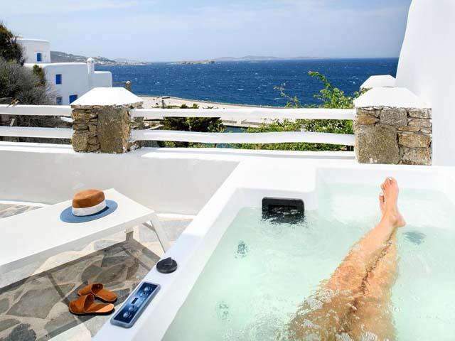 Apanema Mykonos Resort Hotel