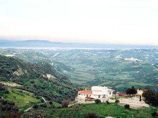 Vergis Epavlis Luxurious SuitesPanoramic View