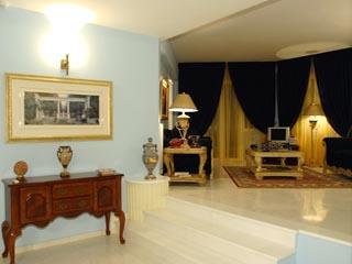 Vergis Epavlis Luxurious SuitesRafkos Balkony