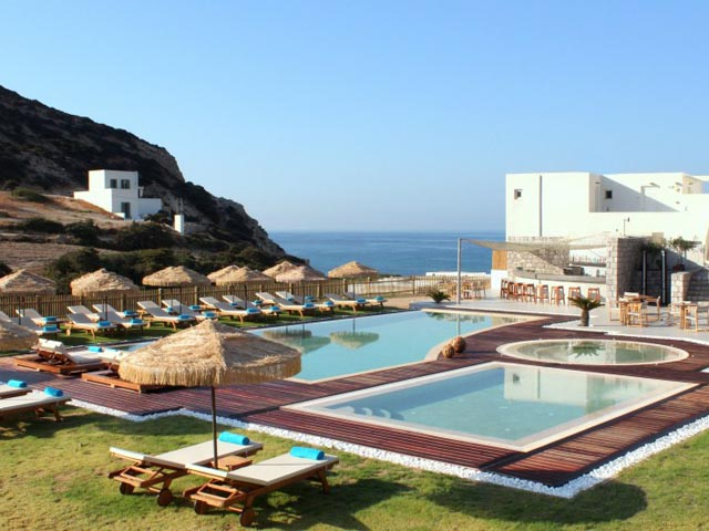 Golden Milos Beach Hotel