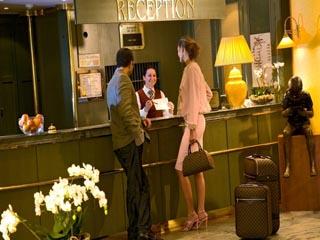 Savoy Hotel PragueLobby