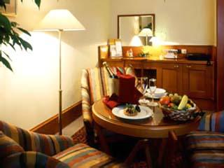 Crowne Plaza HotelRoom
