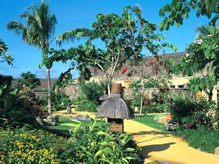 The Oberoi MauritiusGarden View
