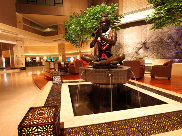 Royal Cliff Beach Hotel - Lobby