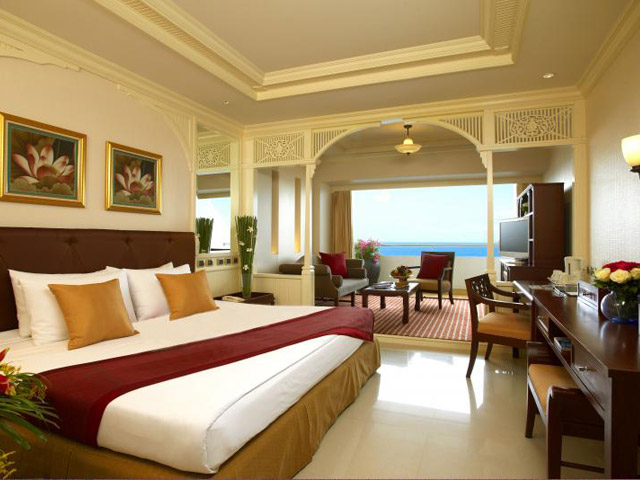 Royal Cliff Beach Hotel: Mini Suite Sea View