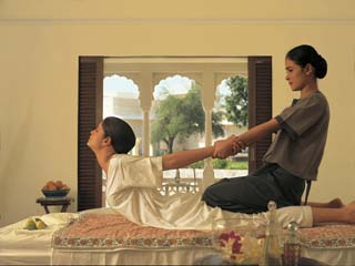 The Oberoi VanyavilasMassage