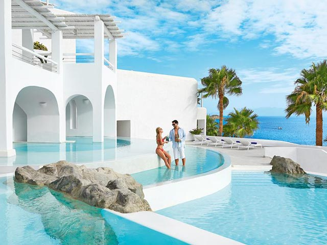 Special Offer for Grecotel Mykonos Blu - Book Early for 2021 and Save up to 30% - LIMITED TIME !!!