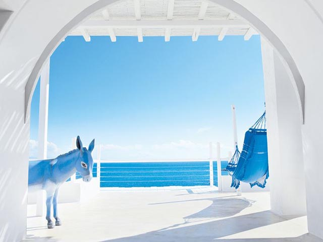 Special Offer for Grecotel Mykonos Blu - Early Bird 2021 up to 35% Reduction  !! 24.08.21 - 21.10.21
