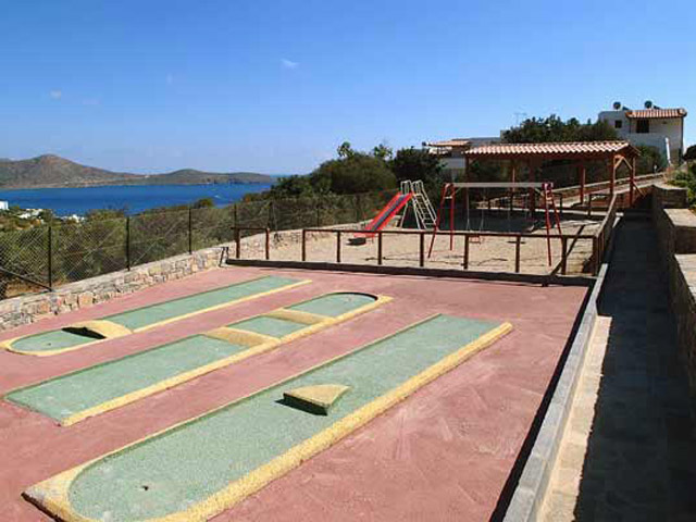 Elounda Ilion Hotel & Bungalows - Golf course