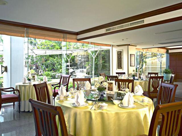 Royal Cliff Grand Hotel & Spa: Chrysanthemum Palace Restaurant