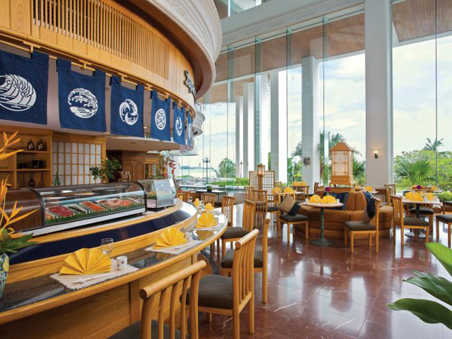 Royal Cliff Grand Hotel & Spa - Japanese Corner Restaurant