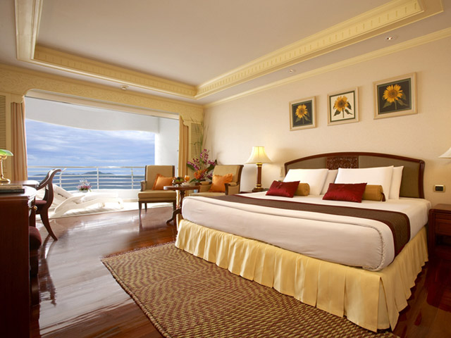 Royal Cliff Grand Hotel & Spa - Club Sea View