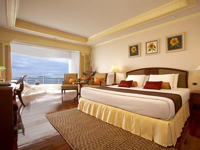 Royal Cliff Grand Hotel & Spa: Club Sea View