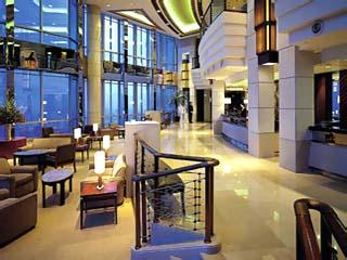 Grand Hyatt ShanghaiLobby