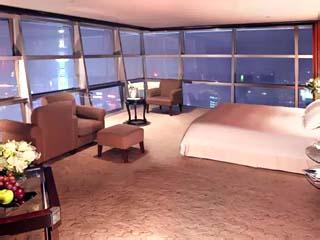 Grand Hyatt ShanghaiGrand Deluxe Room