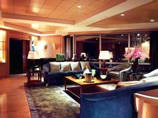 Grand Hyatt ShanghaiChairman Suite - Living Room