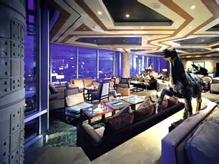 Grand Hyatt ShanghaiPiano Bar