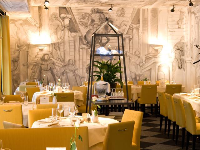 Ambassador Hotel Zurich - Restaurant