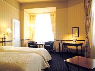 Ambassador Hotel Zurich - Room