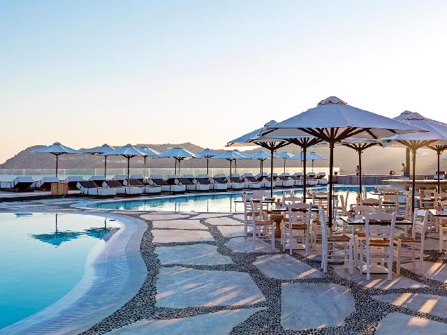 Myconian Imperial Hotel & Thalasso Spa Center