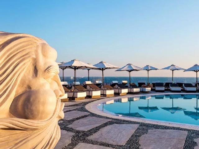 Myconian Imperial Hotel & Thalasso Spa Center: