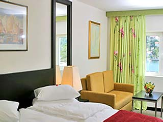 Ros Maris Rab HotelDouble Room