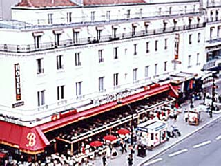 Holiday Inn Paris Opera Grands Boulevards (ex Brebant Hotel)