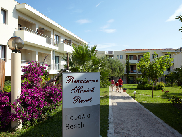 Renaissance Hanioti Resort & Spa: