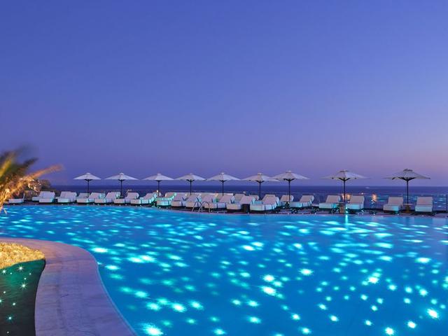 Royal Myconian Hotel & Thalassa Spa