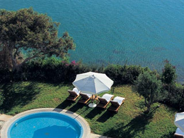 Thalassa Boutique Hotel & SpaExterior View Pool Area