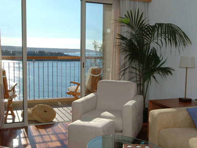Thalassa Boutique Hotel & Spa: One Bedroom Suite