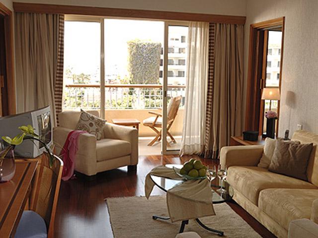 Thalassa Boutique Hotel & Spa: Bedroom Suite