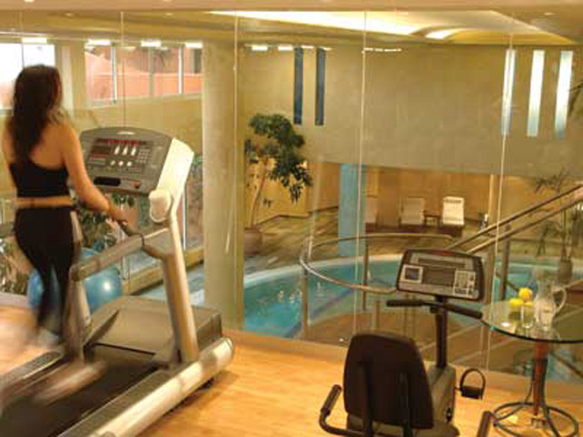 Thalassa Boutique Hotel & Spa: Fitness Room