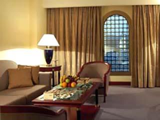 Madinah Moevenpick HotelLiving Room