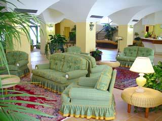 Tenuta Moreno Resort HotelReception