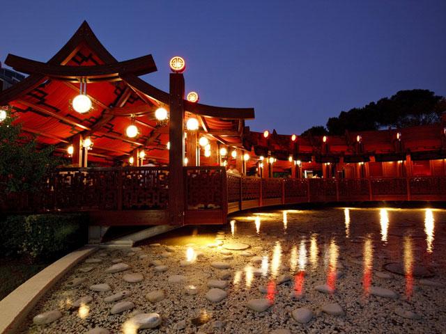 Cornelia De Luxe Resort: Exterior View