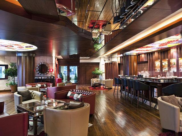 Cornelia De Luxe Resort: Cafe