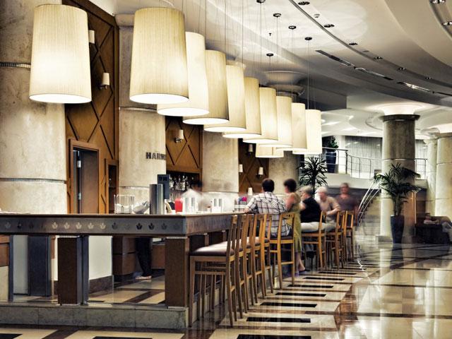 Cornelia De Luxe Resort: Bar