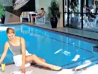 Holiday Inn ChristchurchIndoor Swimming Pool