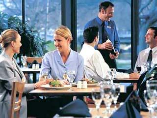 Holiday Inn ChristchurchRestaurant