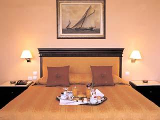Tropical HotelRoom