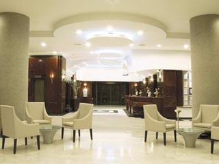 Korumar Hotel De Luxe: Lobby