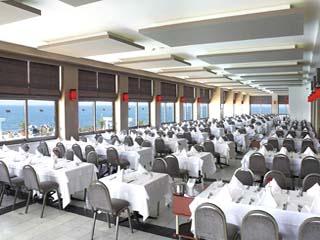 Korumar Hotel De Luxe: Restaurant