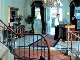 Bosphorus Palace HotelReception