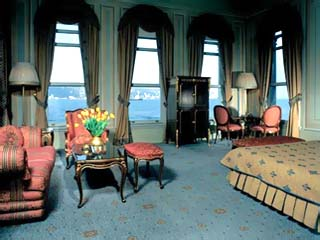 Bosphorus Palace HotelRoom