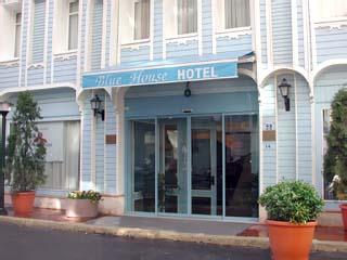 Blue House HotelEntrance