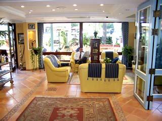 Blue House HotelLobby